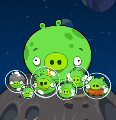 Space Birds Pigs Angry Birds Wiki